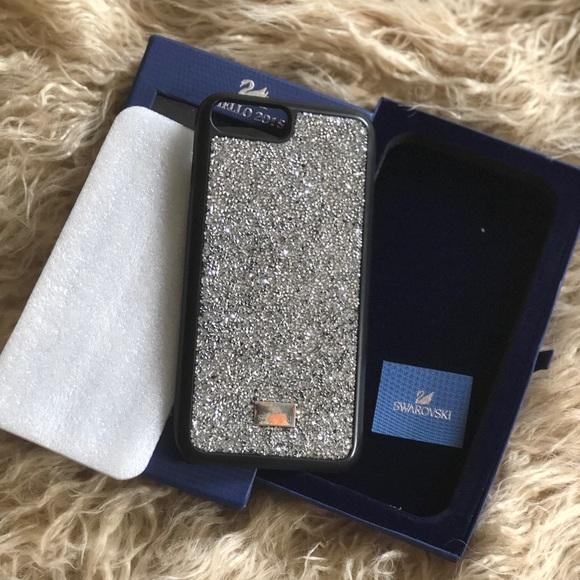 iphone 8 plus case swaroski